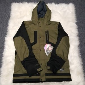 Under Armour UA ColdGear Infrared Jacket Size XL